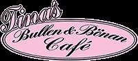 Tinas Bullen och Bönan Café logotyp